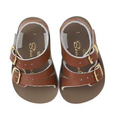 Salt Water Baby Sandals Sun-San Sea Wee | Tan Afterpay
