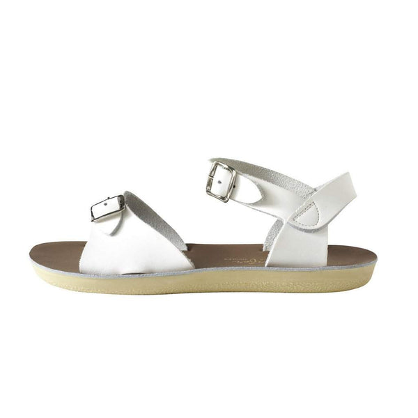 Salt Water Kids Sandals Sun-San Surfer | White Afterpay