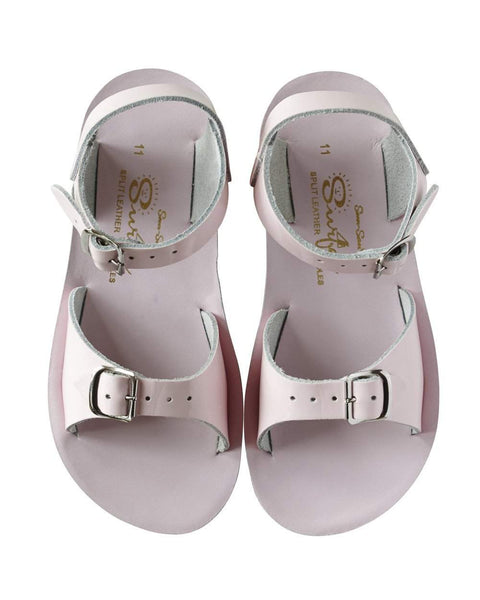 Saltwater Sandals Sun-San Surfer | Pink Afterpay