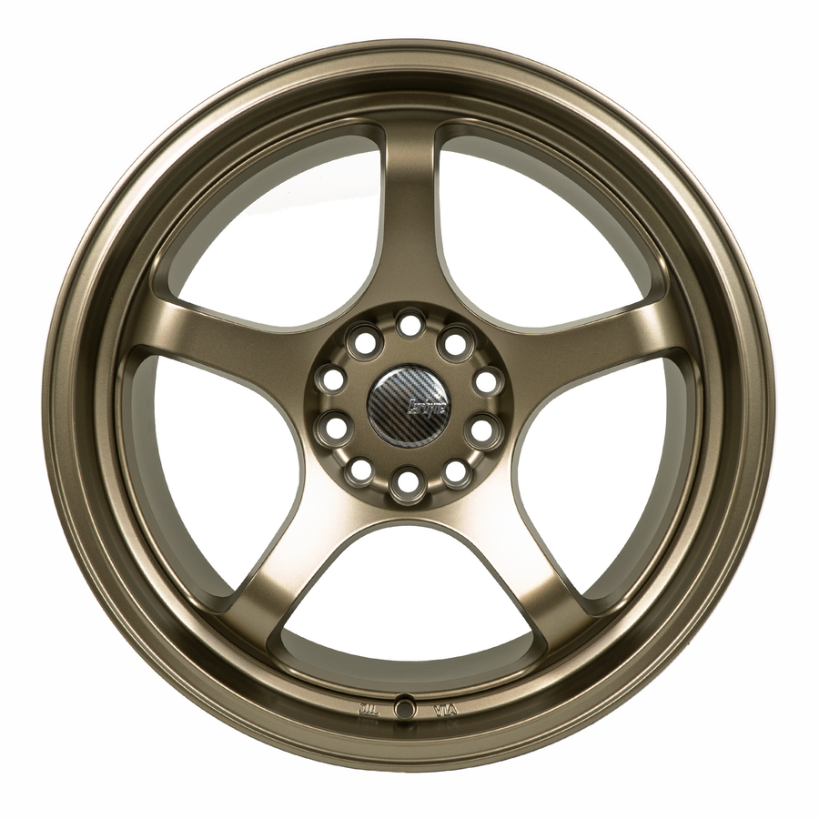 Carbyne Sprints / Bronze / 18x10.5 +25