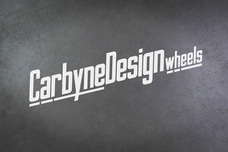 Carbyne Design Vinyl Decal