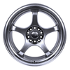 Carbyne Sprints / Hyper Black / 18x10.5 +25
