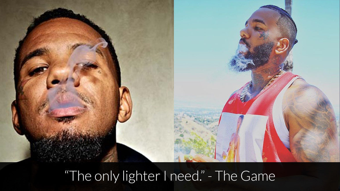 The Game Rapper Sparx Case