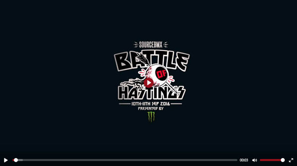 Source BMX - Battle of Hastings Official Video