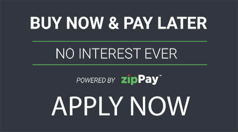 Zip Pay - Apply Now!