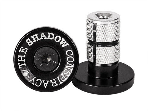 Shadow Deadbolt Metal Bar Ends