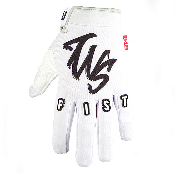 Fist- TWS Mark Webb Signature Glove - White