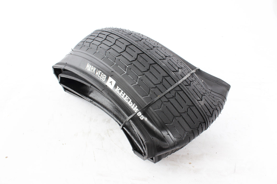 KHE Mark Webb Folding Tyre 20x2.3""