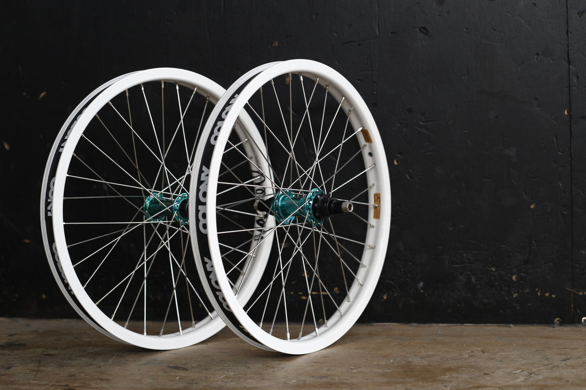 Custom Proper Macneil Wheel Set
