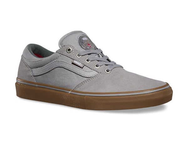 Vans Gilbert Crockett Pro - Grey / Gum