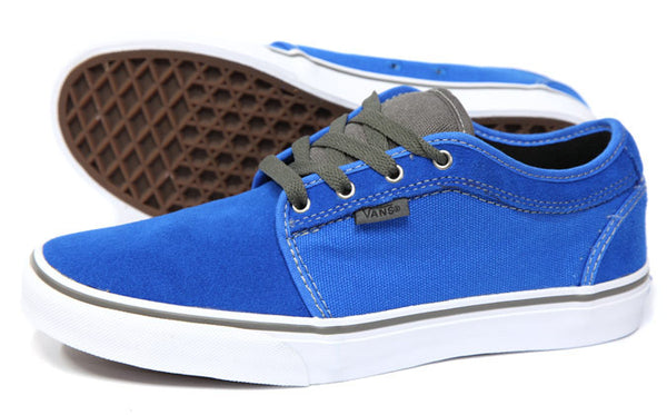 Vans Chukka Low - Blue