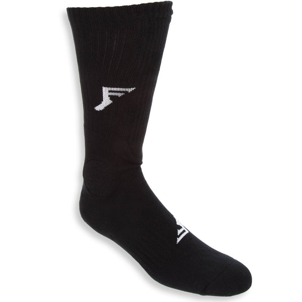 Footprint Painkiller Socks - Knee High