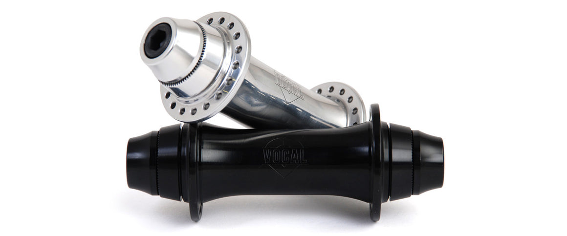 Vocal Hitchhiker Front Hub