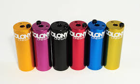 Colony Oneway Pegs Alloy