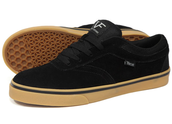 Verve Mark 1 - Black / Tan