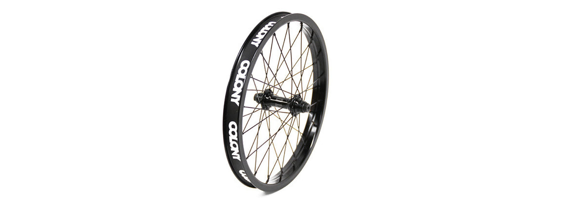 "Colony Pintour 18"" Front Wheel"