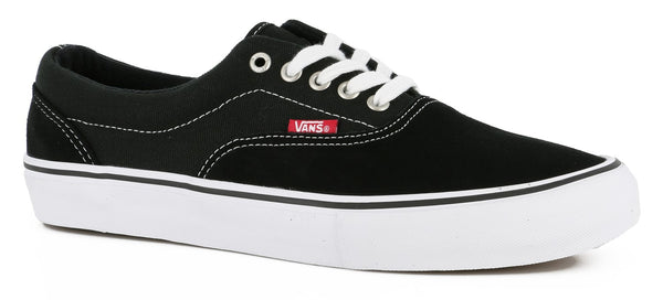 Vans ERA Pro Shoe - Black / White / Gum