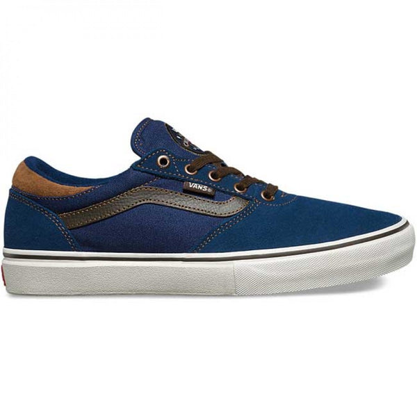Vans Gilbert Crockett Pro -  Midnight Navy /  Brown