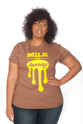 Milk and Honey Unisex Tee