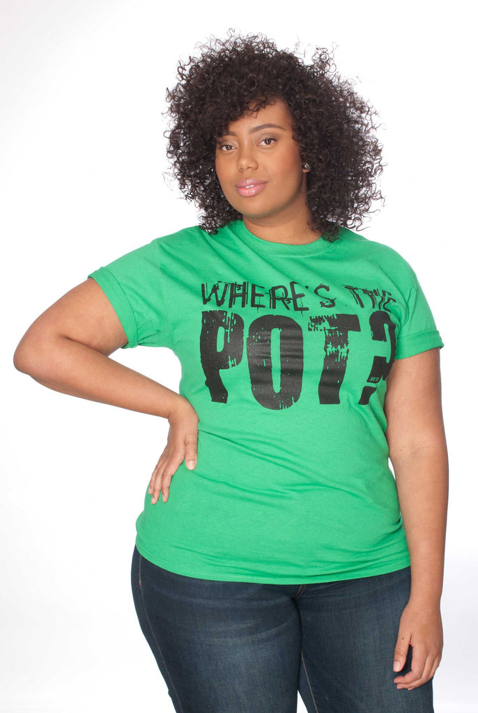 Where's the Pot Unisex Tee