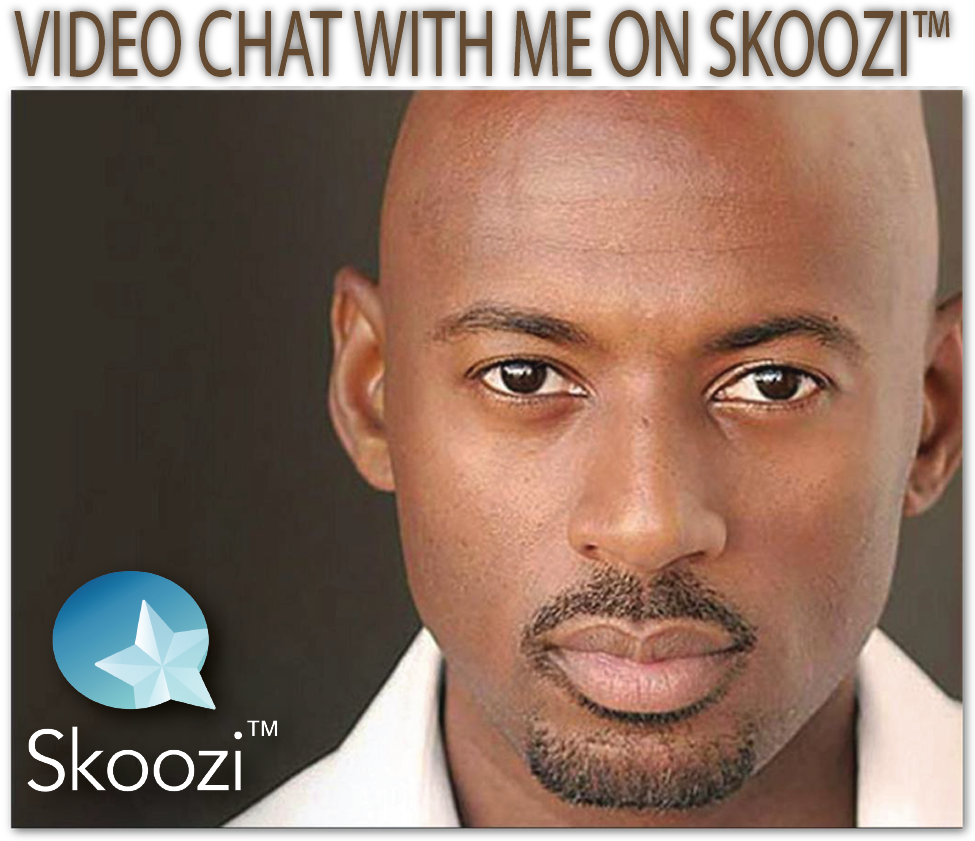 Video Chat with Romany Malco on Skoozi™