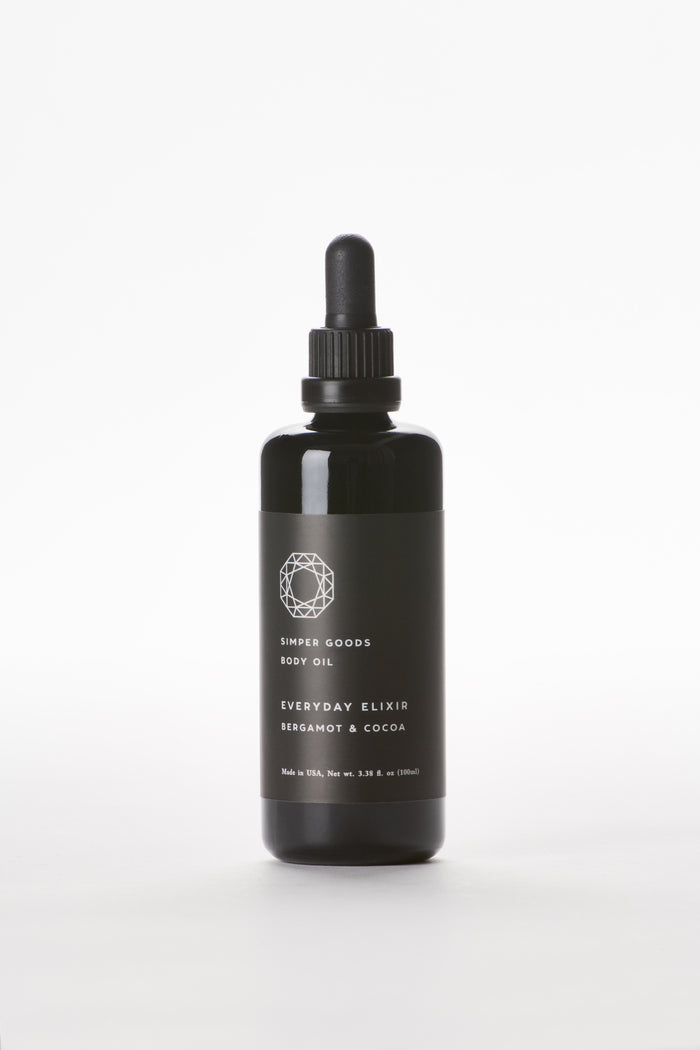 EVERYDAY ELIXIR BODY OIL - BERGAMOT & COCOA