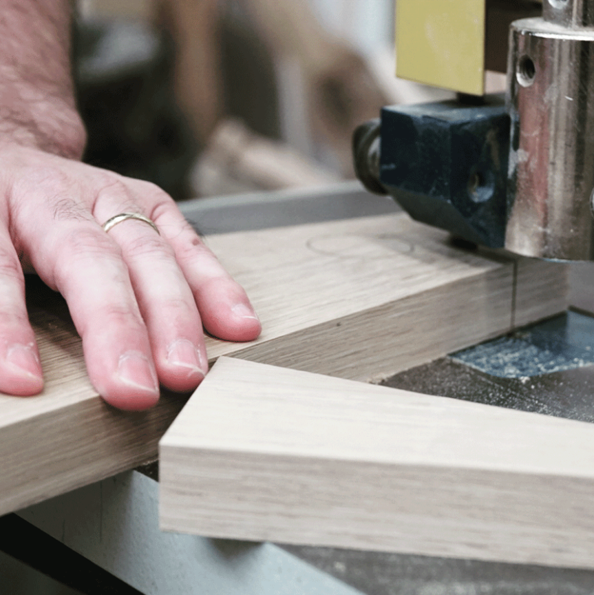 Woodshop Basics (September 19, 9:00am - 1:00pm)