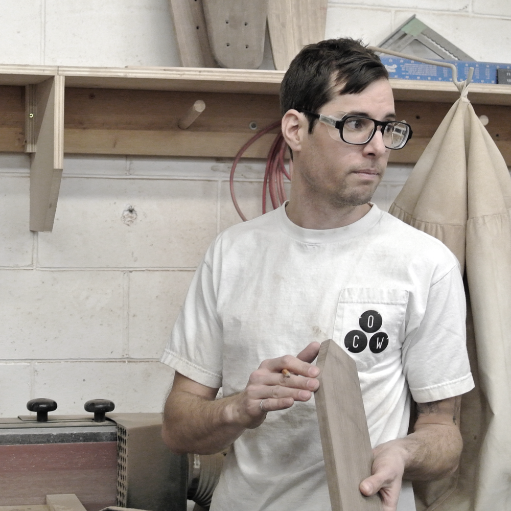 Woodshop Basics with Matt Wallace (Feb 16)