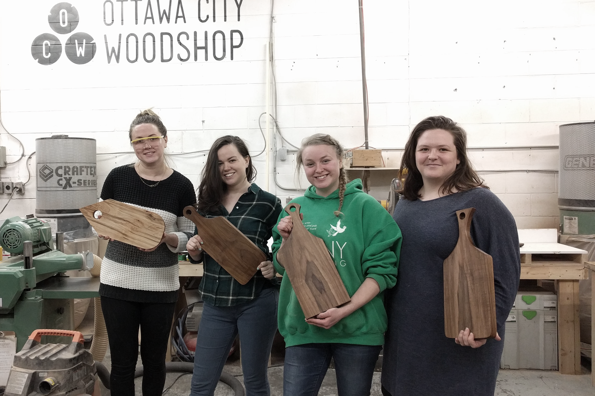 Woodshop Basics (January 23rd 1:30pm - 6:00pm)