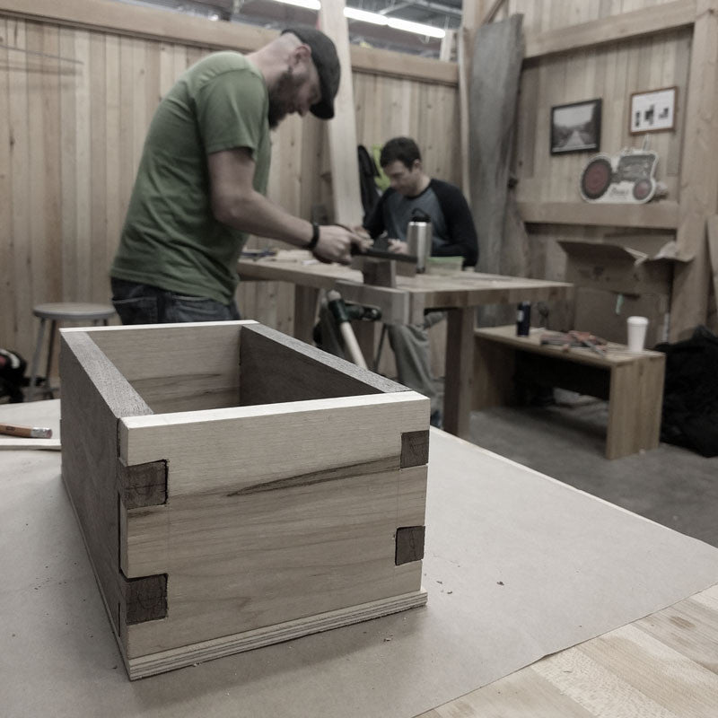 Foundations of Woodworking (Feb 18-19)