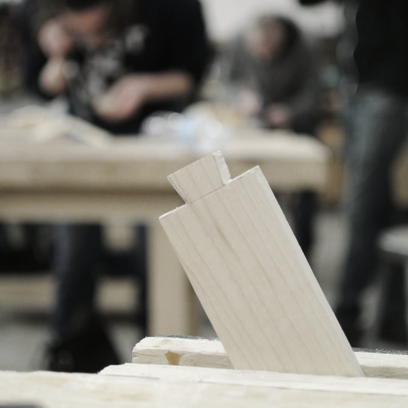 Foundations of Woodworking (August 21 - August 22)