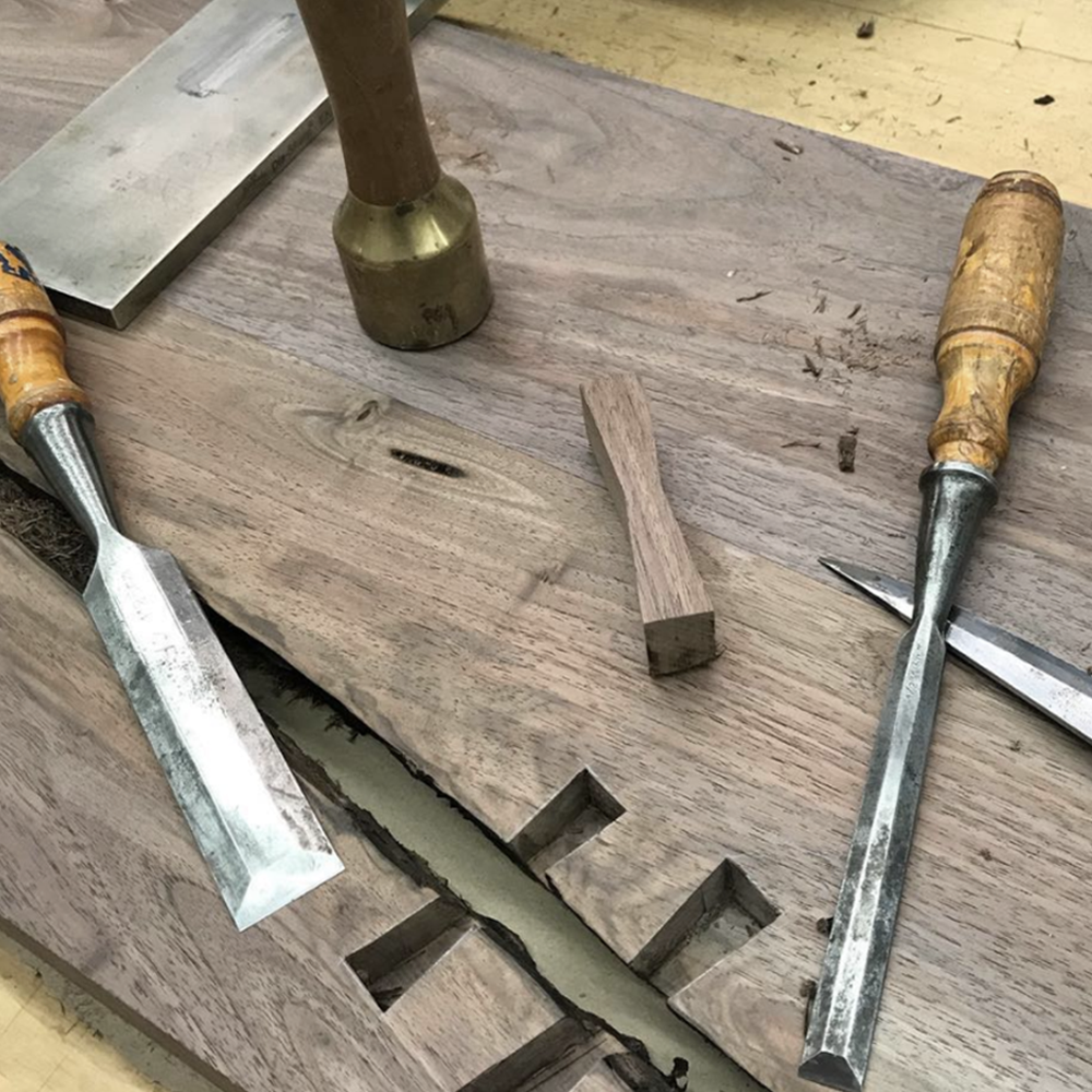 Handtool Basics - November 11 (1:00 - 5:00pm)