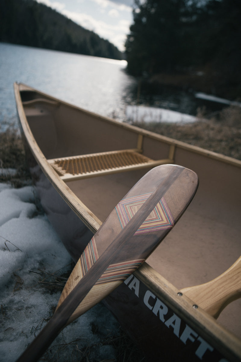 Skateboard Canoe Paddles with Andrew Szeto (July 12th, 19th & 21st)