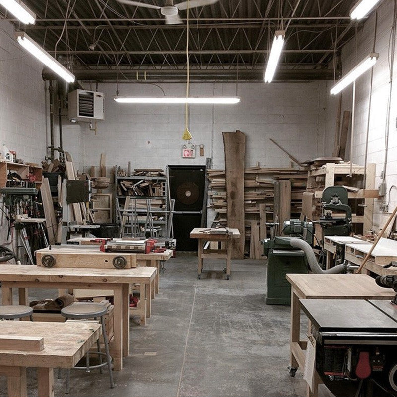 Woodshop Basics (June 29th, 9:00am - 1:00pm)