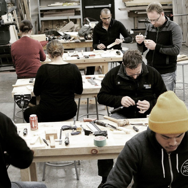 Woodshop Basics (April 26, 1:00pm - 5:00pm)