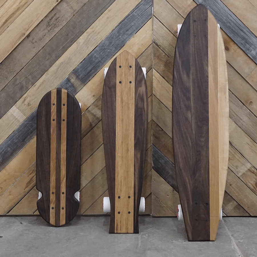 Hardwood Laminate Skate Board (May 9th and 11th)