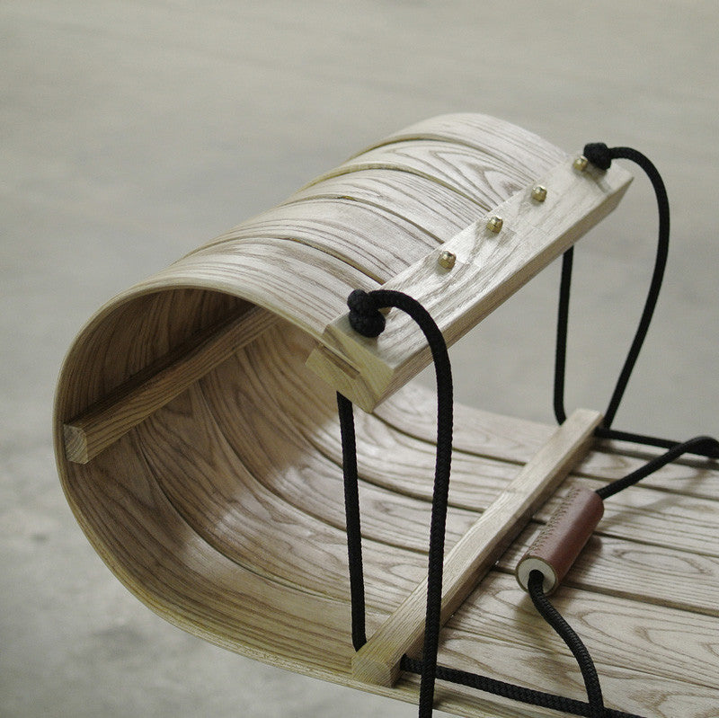 Steam Bent Toboggan (Jan 9, 13, 14)