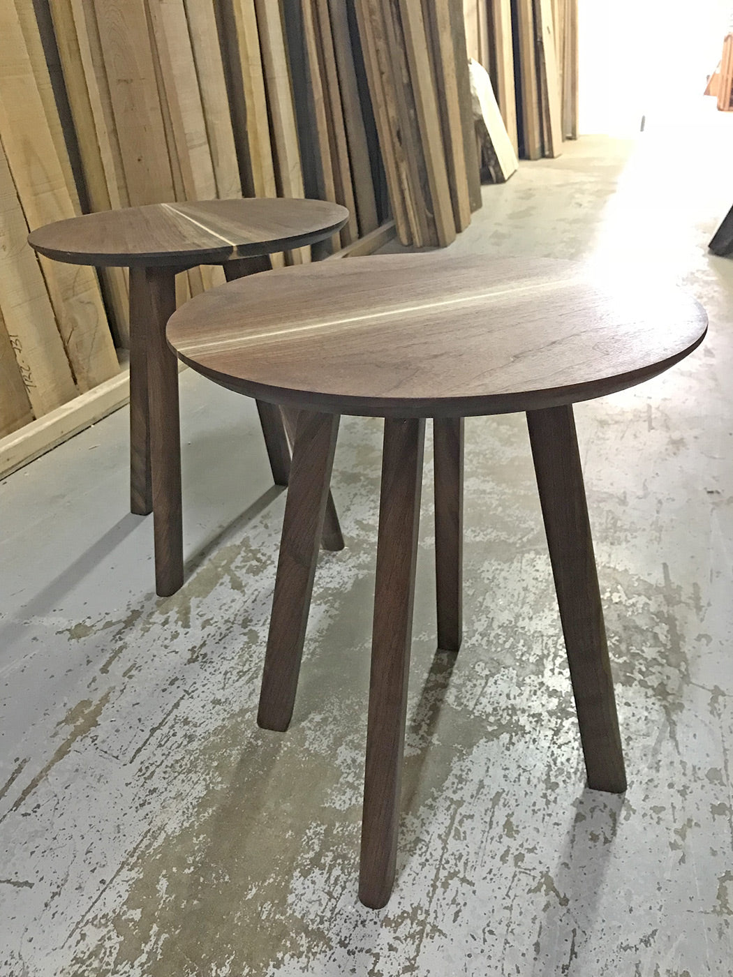 Mid-Century Inspired Side Table (Nov 14, 21, 28)