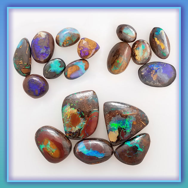 The Spiritual Meaning of Gems ~ Boulder Opal – Silver Element Jewelry