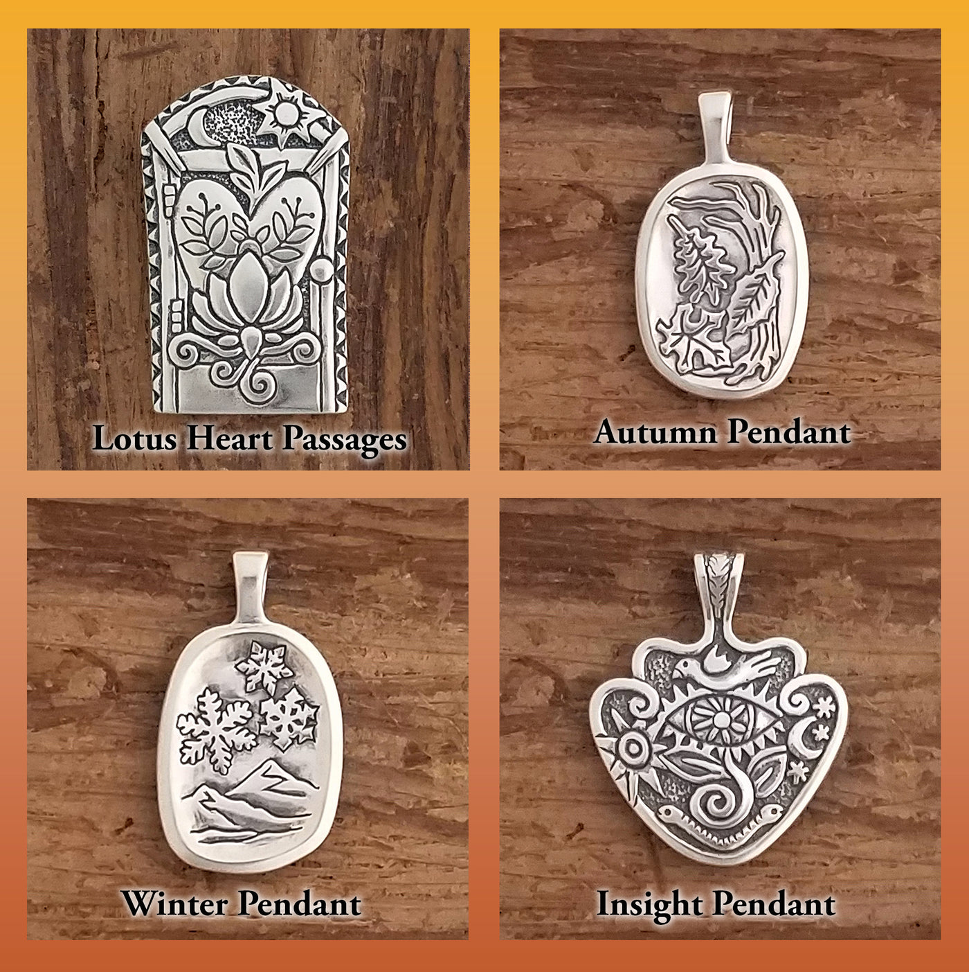 Legacy Group Pendants