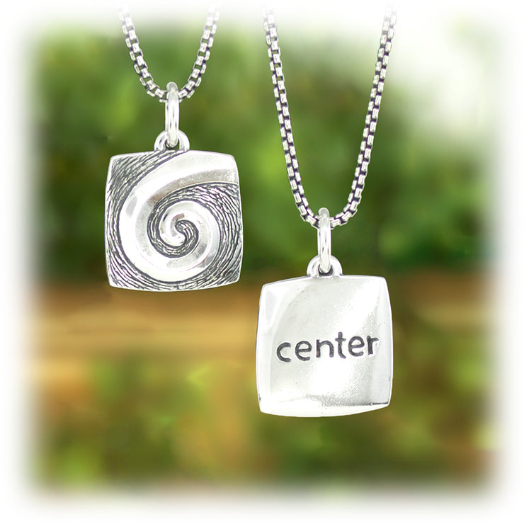 Courage Charm - Center