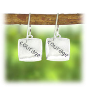 Courage Series Earrings - Courage