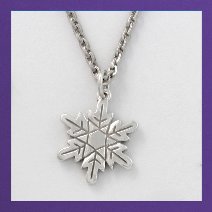 Snowflake Charms - Frosty
