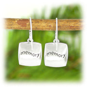 Courage Series Earrings - Memory