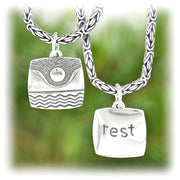 Courage Series Charms - Rest