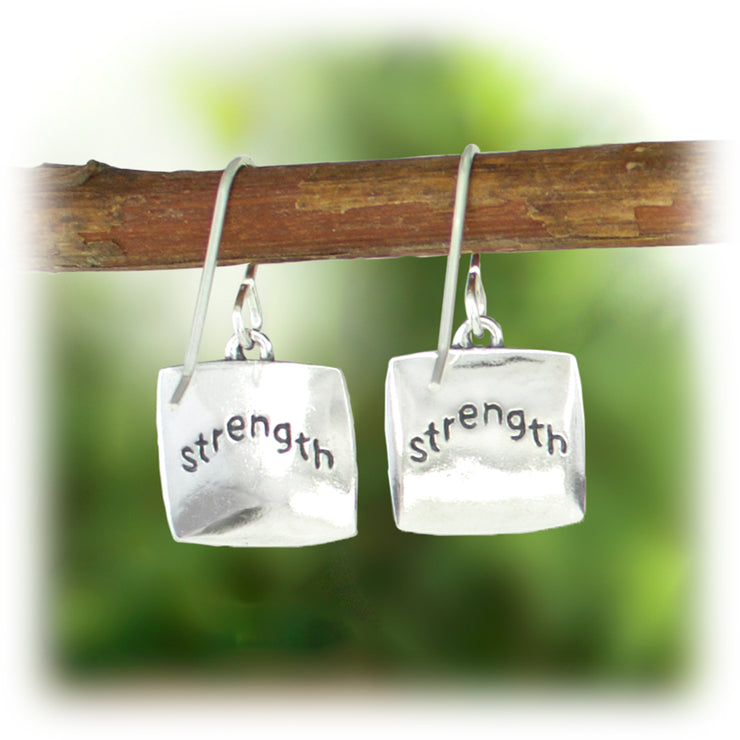 Courage Charm - Strength