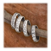 Wide Stacking Rings