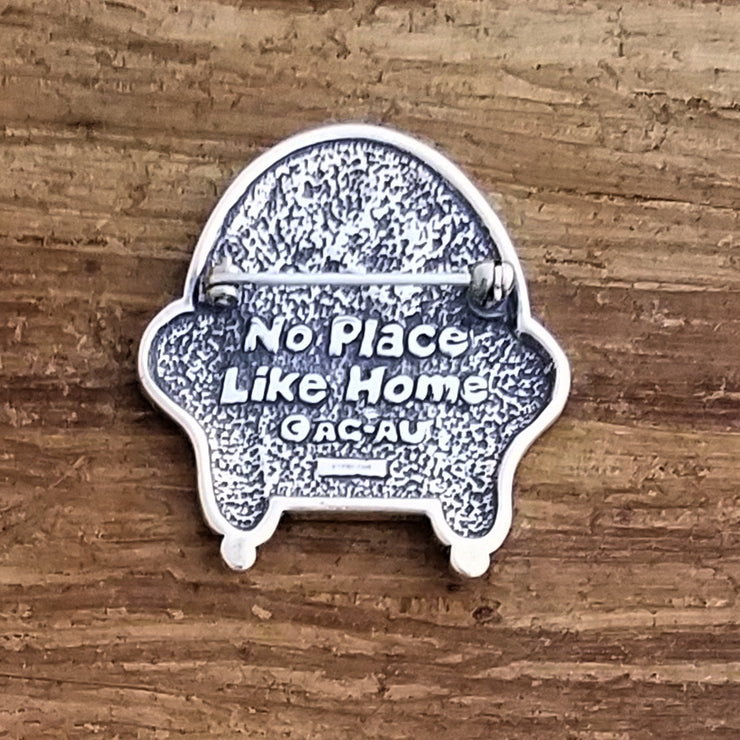 No Place Like Home Pin