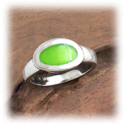 Resin Pool of Color Ring, Oval