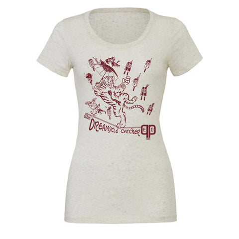 The Dreamsicle Catcher (Women's Tee)